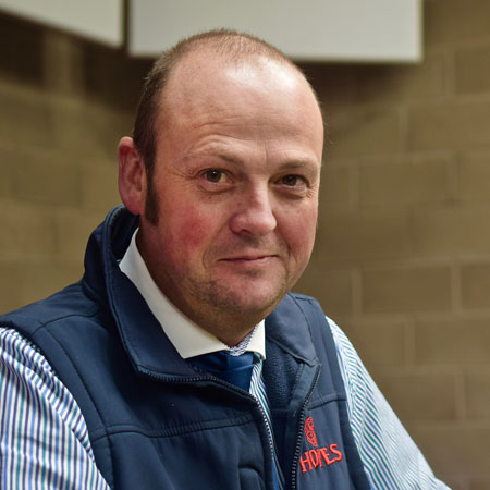 Ian Ritchie - Managing Director & Land Agency Manager