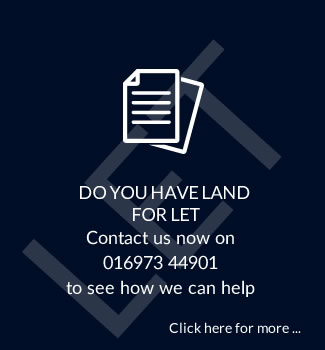 Land to let in Cumbria